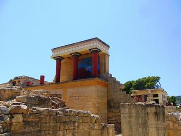 Motiv: Knossos