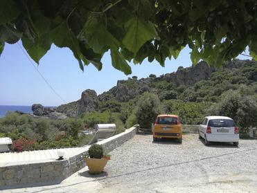 Motiv: Parkplatz