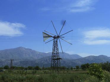 Motiv: Windmühle