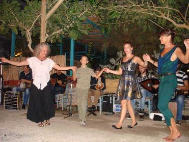 Motiv: Tanzen