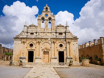 Motiv: Kloster Arkadi