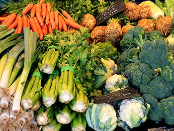 Motiv: Gemüse