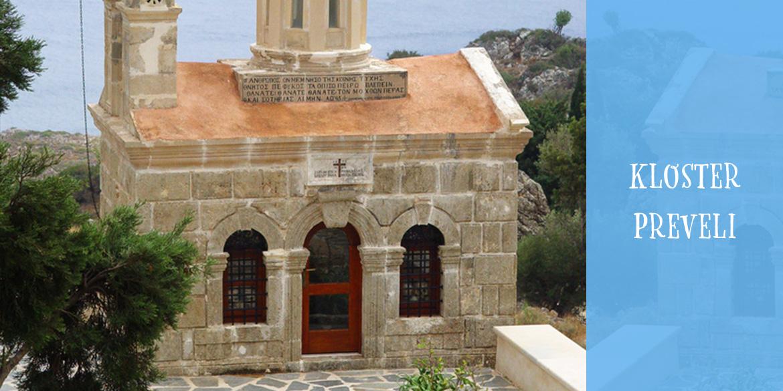 Motiv: Kloster Preveli
