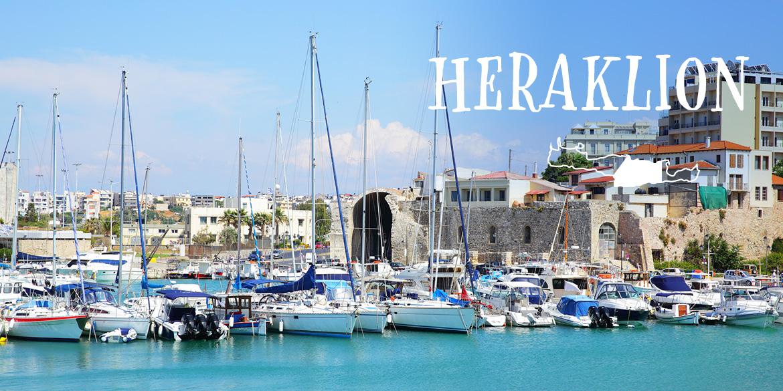 Wetter Kreta Heraklion