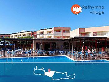 Motiv: Rethymno Village