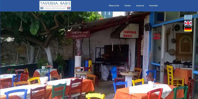 Motiv: Taverna Babis